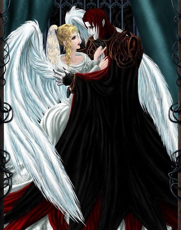dans fond ecran d'anges couple 3f9f4915