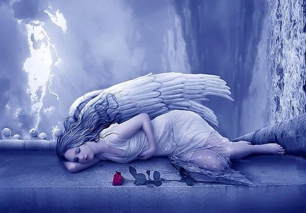 dans fond ecran anges bleus 4ddf96f6
