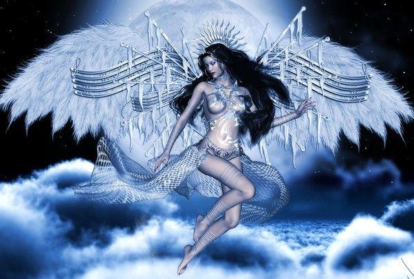 6cb0a0f0 dans fond ecran anges bleus