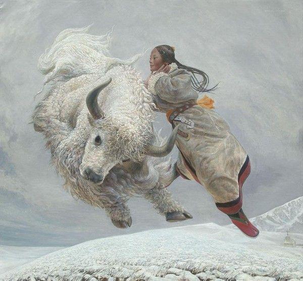 ARTISTES DIVERS Wang Yi Guang