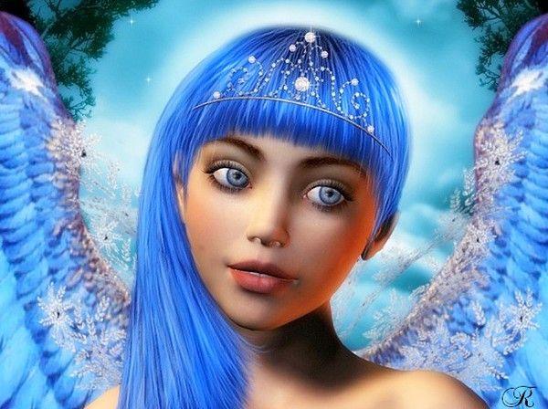 97d9c6d9 dans fond ecran anges bleus