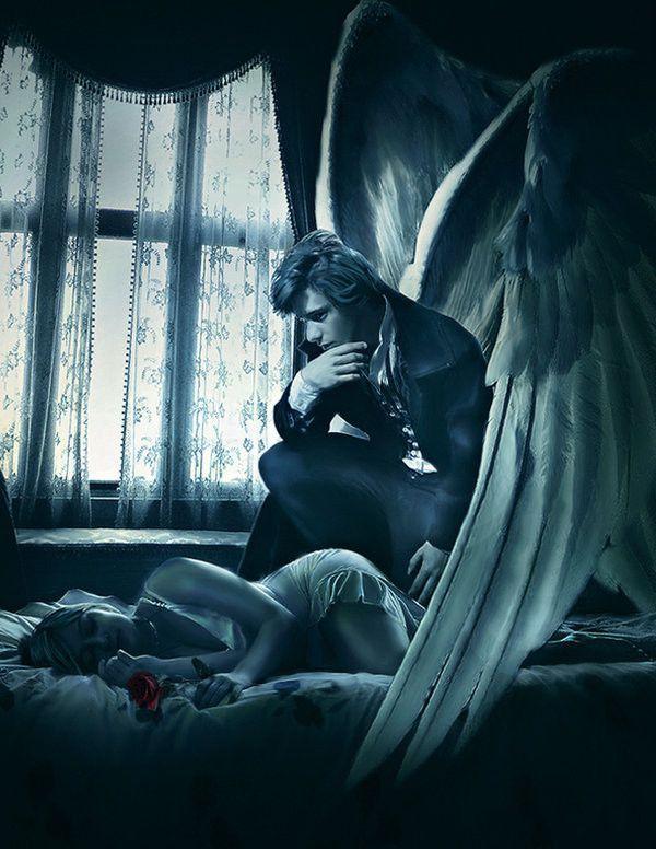 dans fond ecran d'anges couple a718a74d
