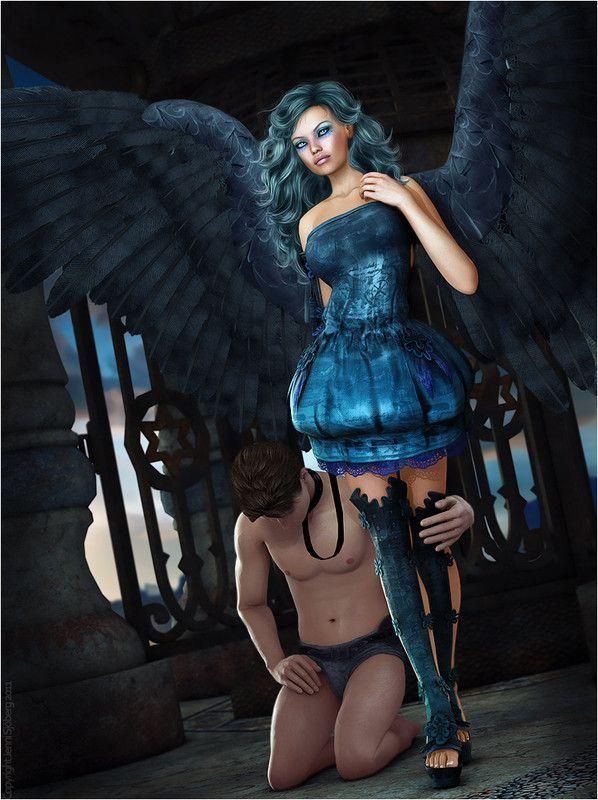 dans fond ecran d'anges couple aa26dfd2