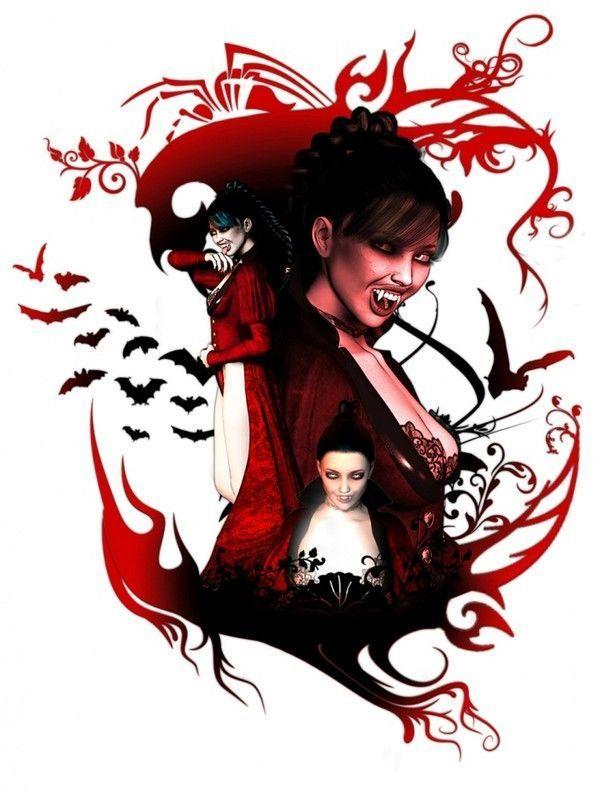 dans fond ecran vampire c70424d3