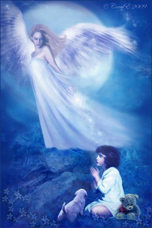 dans fond ecran anges bleus d5c3a09b