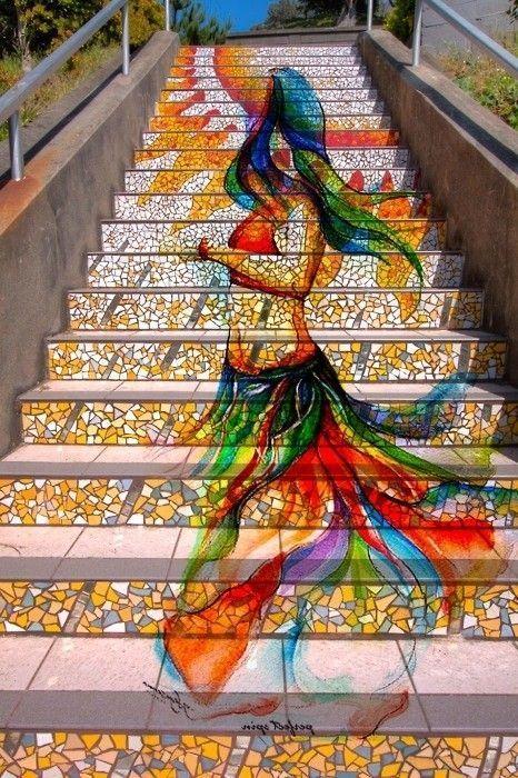 Escaleras con arte - Página 2 Db204895