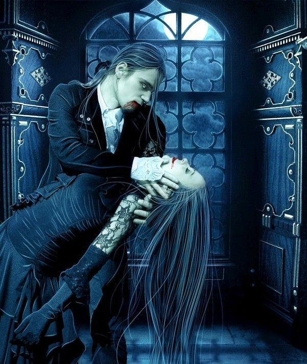 dans fond ecran vampire eea142d2
