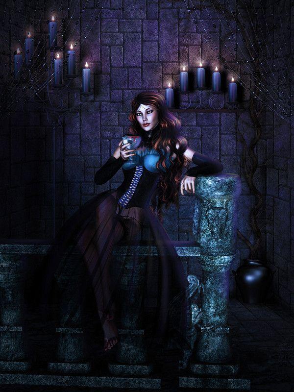 dans fond ecran vampire f7b2e368