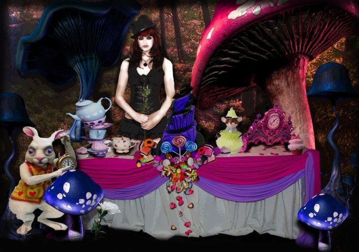 Alice au pays des merevilles page 4 - Tatouage alice au pays des merveilles ...