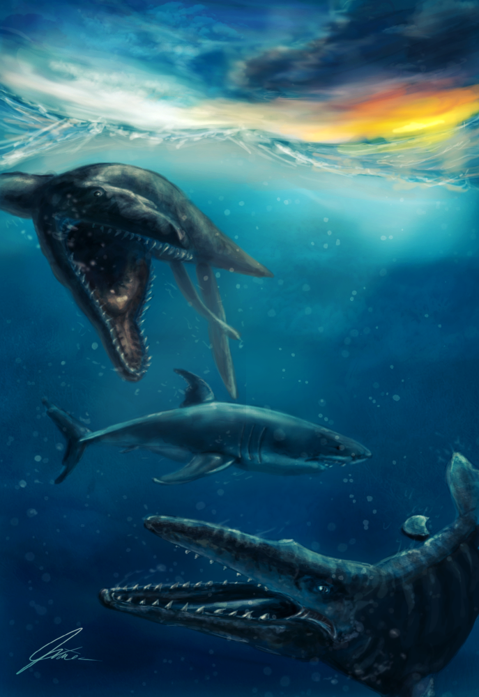 Walking with Dinosaurs is een Engelse televisieserie uit 1999 over dinosauriërs en andere uitgestorven diersoorten Walking with Dinosaurs is vormgegeven als een